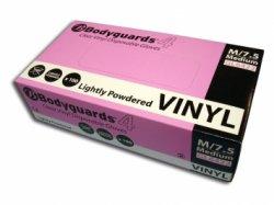 Vinyl Pudrad