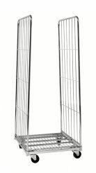 Rullcontainer 2 väggar