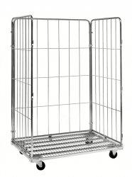 Rullcontainer 3 väggar